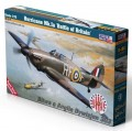 Hurricane Mk.Ia Battle of Britain, MisterCraft D-180