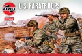 WWII US Paratroops - Vintage Classics, Airfix 00751v