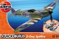 QUICK BUILD - D-Day Spitfire, Airfix J6045
