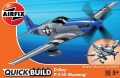QUICK BUILD - D-Day P-51D Mustang, Airfix J6046