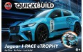 QUICK BUILD - Jaguar I-PACE eTROPHY, Airfix J6033