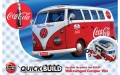 QUICK BUILD - Coca-Cola® VW Camper Van, Airfix J6047