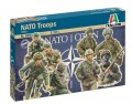 NATO Troops 1980s, Italeri 6191