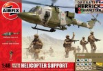British Forces - Helicopter Support - zestaw podarunkowy, Airfix 50122