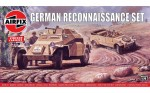 German Reconnaisance Set, Airfix 02312v