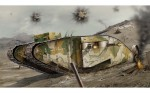 WWI Female Tank, Airfix 02337v