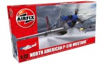 North American P-51D Mustang, Airfix 01004A