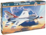 F-16 A or C Thunderbirds, Mistercraft G-35