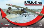 R.W.D.-8 PWS, Mirage Hobby 485002