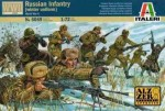 WWII Russian Infantry (winter uniform), Italeri 6069