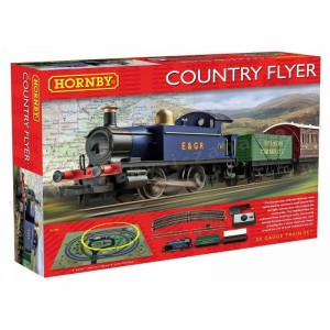 Zestaw startowy Country Flyer Train Set, Hornby R1188