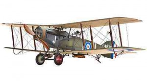 Bristol F.2B Fighter, Revell 04873