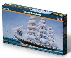 Clipper 'Cutty Sark', Mistercraft F-60