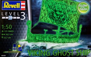 Viking Ghost Ship, Revell 05428