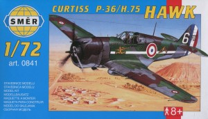 Curtiss P-36/H.75 Hawk, Smer 0841