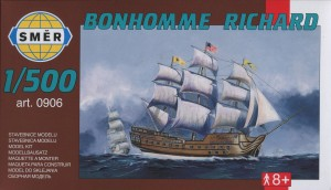 Bonhomme Richard, Smer 0906