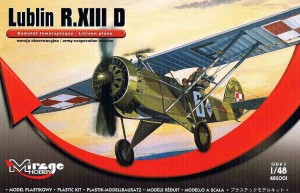 Lublin R.XIII D, Mirage Hobby 485001